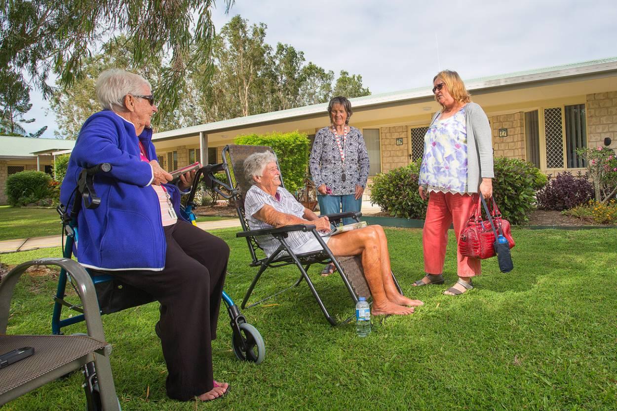 Eureka Rockhampton - Rental Retirement Village