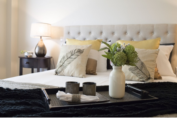 Waterfront retirement living - 1 bedroom apartment