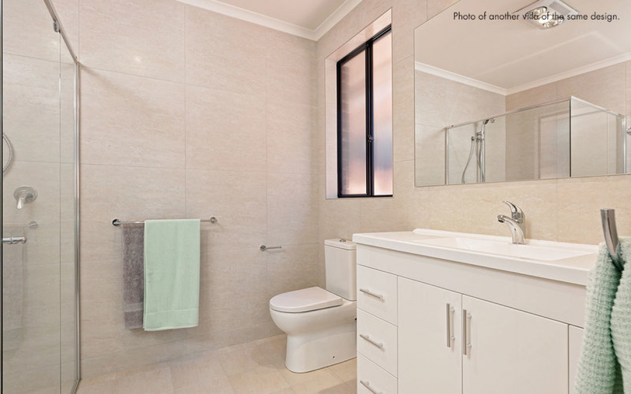 Villa 40A – the Attache – Living Choice Woodcroft