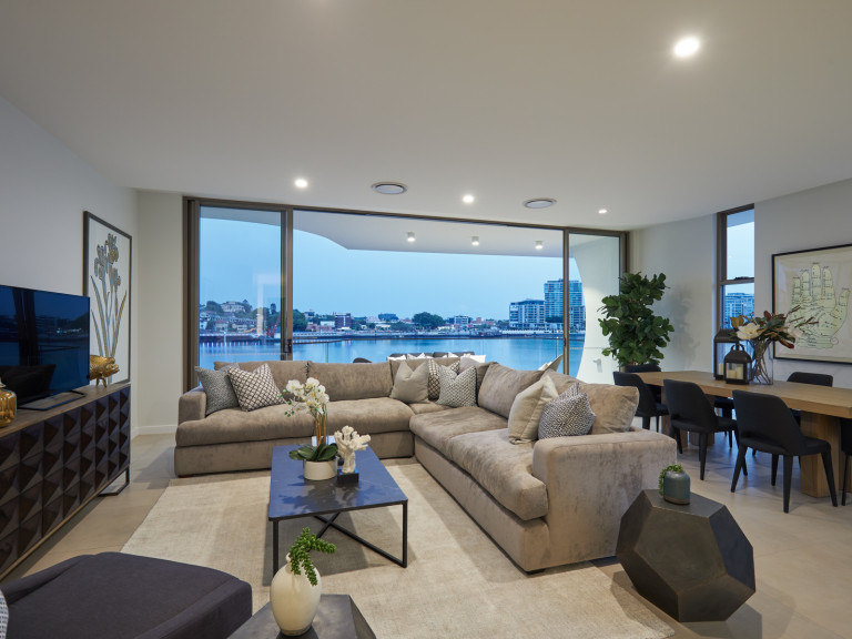 Stunning North Facing Bulimba Riverfront Apartment, inspect today.