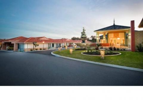Regents Garden Lake Joondalup Residential Resort