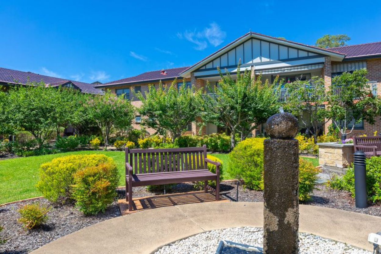 One of the best locations within our retirement community!