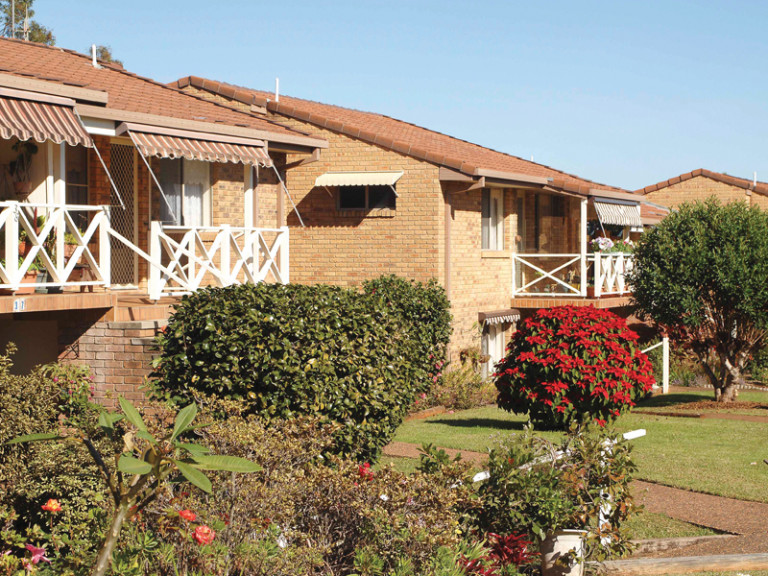 Parklands Retirement Village