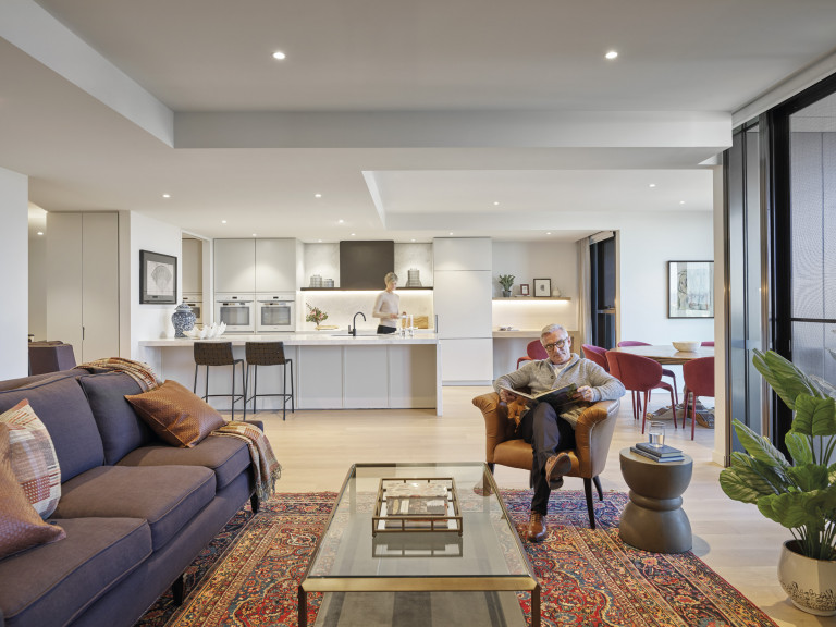 The Grace Albert Park - Apartment 1502