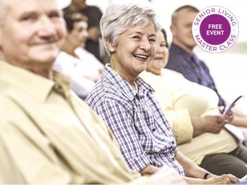 FREE Senior Living Master Classes in Melbourne!
