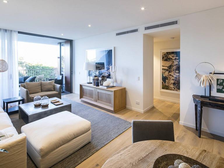 Large 2 bedroom