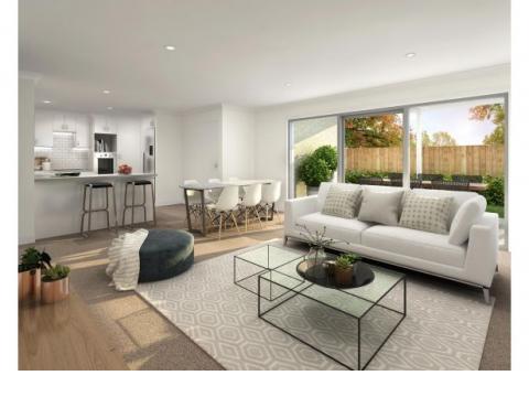 Brand new, stylish 2 bedroom villa in Cumberland Glen