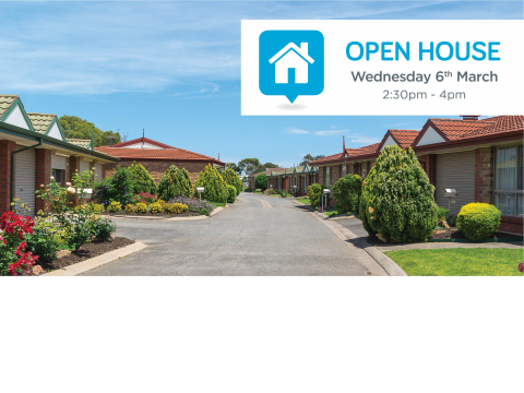 You're invited to Glengowrie's open house