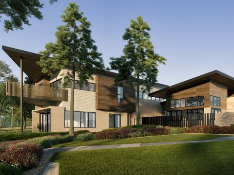 Seachange Riverside Coomera, the most exclusive lifestyle resort designed for over 50's
