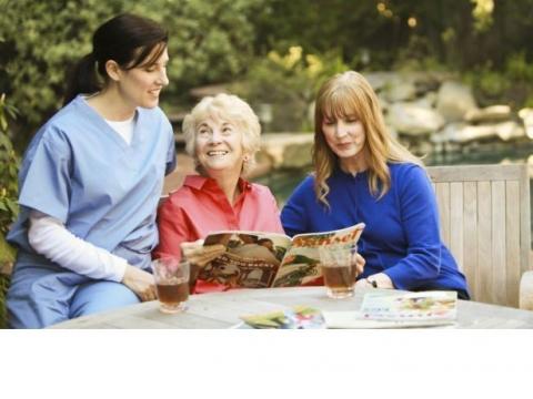 Live-in Home Care - Sunshine Coast