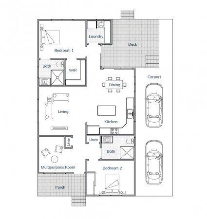 Jarrah II  1A Lincoln Road  - Port Macquarie 2444 Downsizing Apartment for Sale