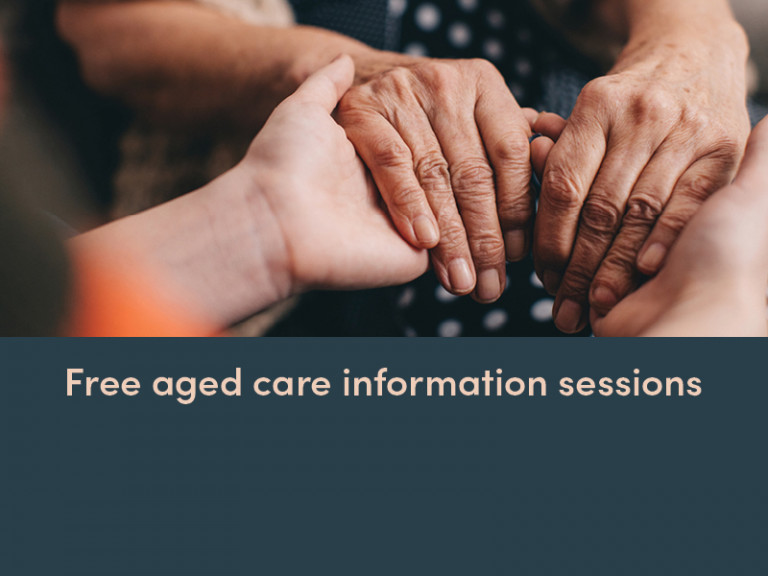 Glengara's Free Aged Care Information Sessions