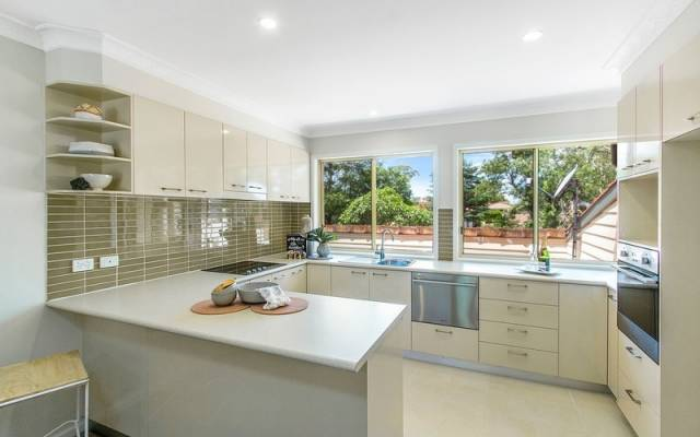 Private, easy-care lifestyle in picture perfect surrounds