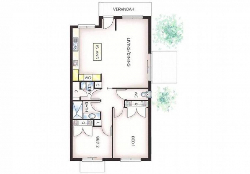 Unit 127, Wyndham Grange Village - 2 Bedroom Home