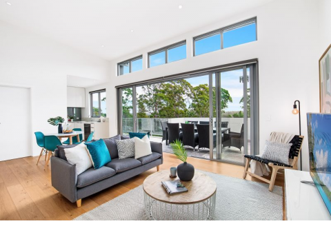 Designer Penthouse with Pymble Golf Course Views