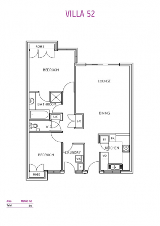 The perfect home and location to give you the lifestyle you will love.