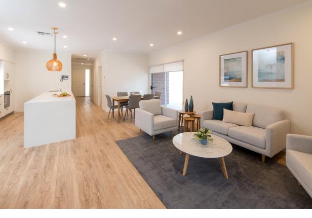 2 Bedroom + Study Villas Somerton Park