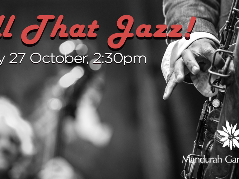 All That Jazz! Music, Refreshments and Open Homes at Mandurah Gardens Estate