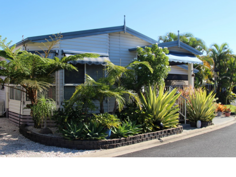 North Star Holiday Resort – Award winning 5 star resort at Hastings Point