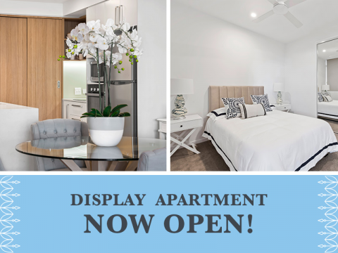 The Avenue Maroochydore - Display now open!