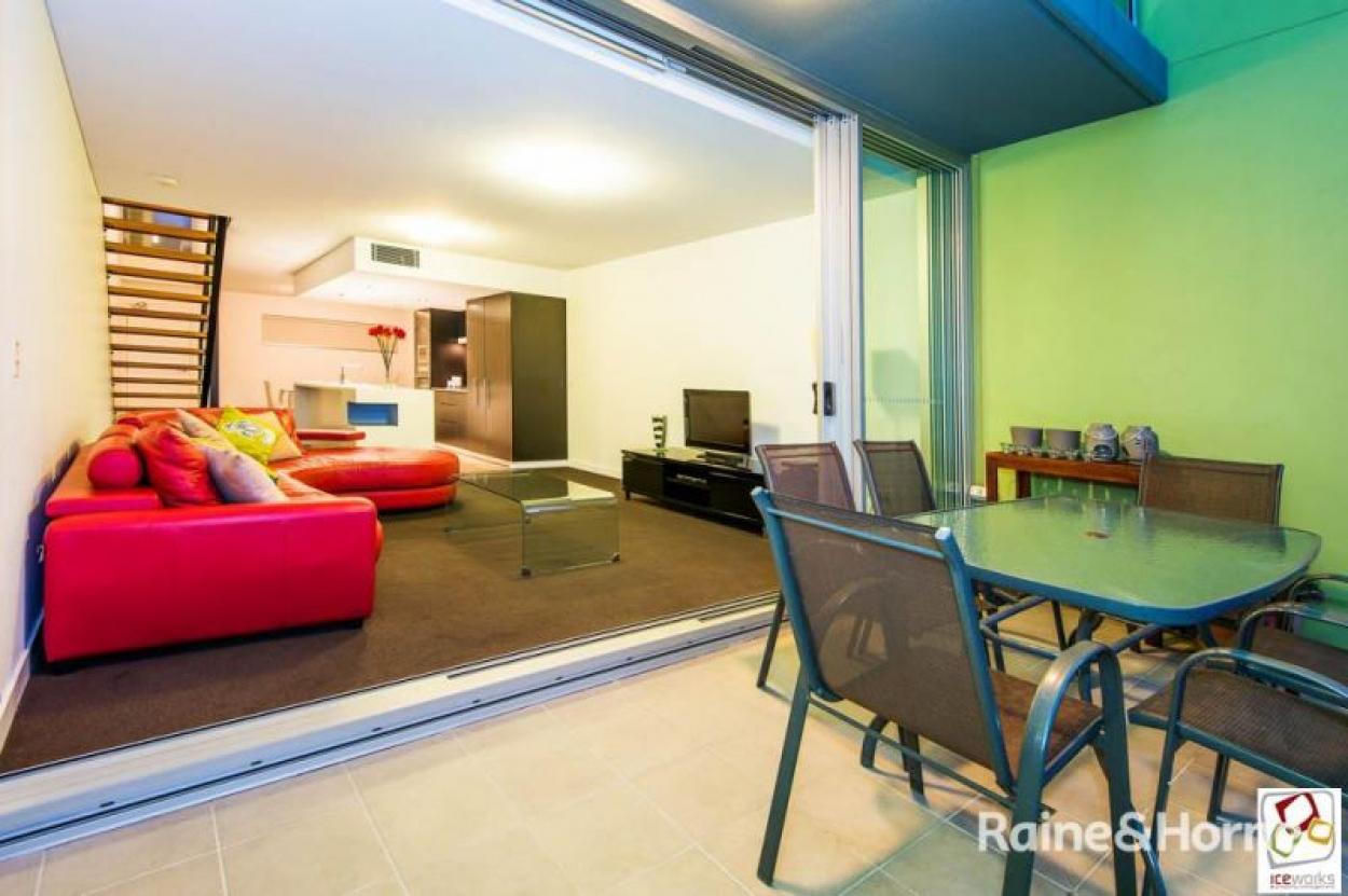 Iconic Iceworks 2 Level Apartment