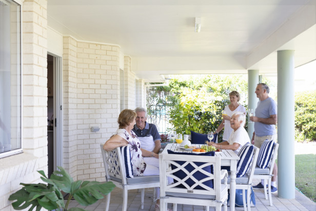 Feel right at home at Fraser Shores