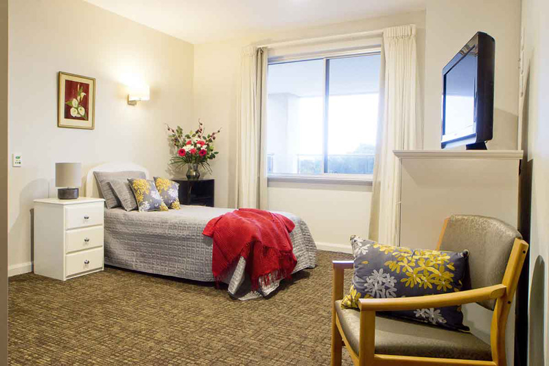 Aged care at Resthaven Leabrook
