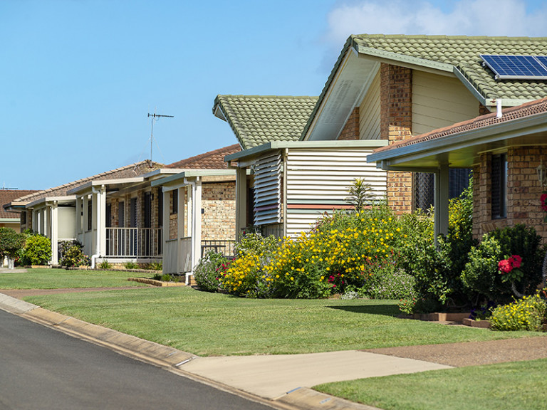 Churches of Christ in Qld Sugarland Gardens Retirement Village