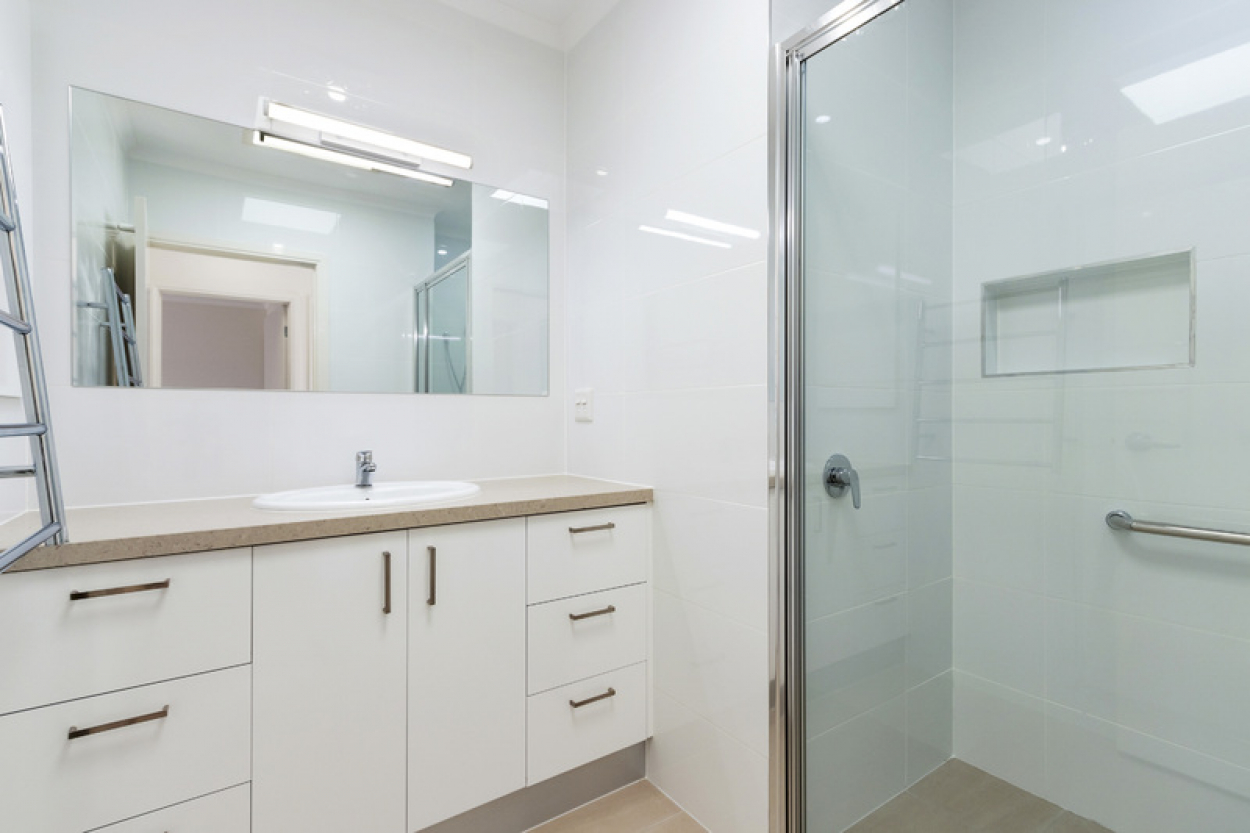 Newly refurbished two bedroom independent living unit