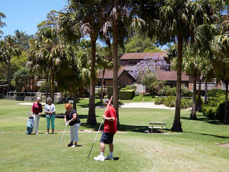 Aveo Peninsula Gardens