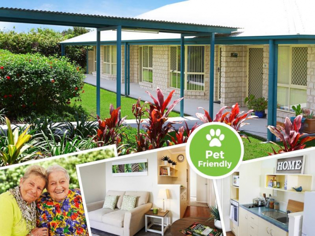 Rental in Retirement Community - Single Unit with Kitchenette.