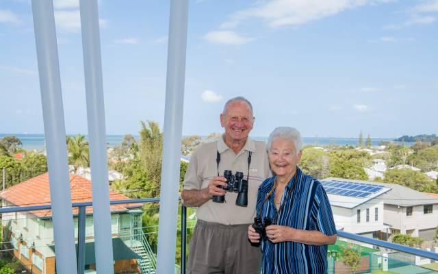 Larger retirement lifestyles
