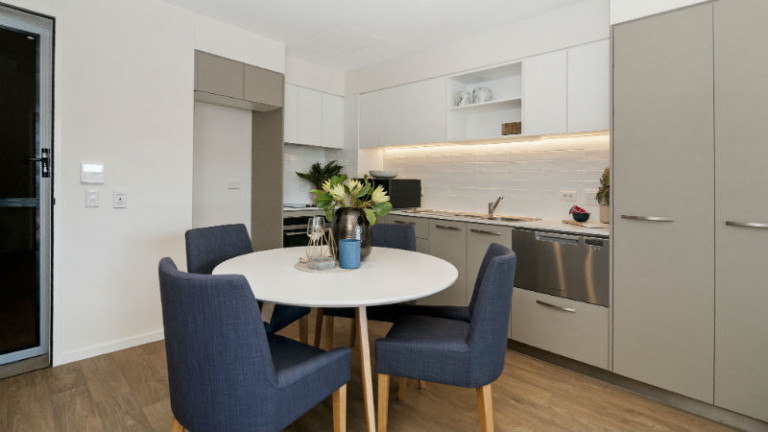 Cosy apartment perfect for retirement living