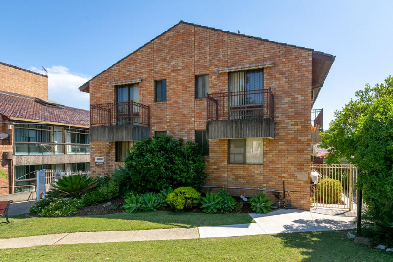 Ground Floor 1 Bedroom Apartment in Uniting Mayflower 17 114 Frederick Street - Rockdale 2216 Retirement Property for Sale