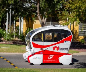 Meet Elliot: a robotic car driving SA's ageing services innovation push