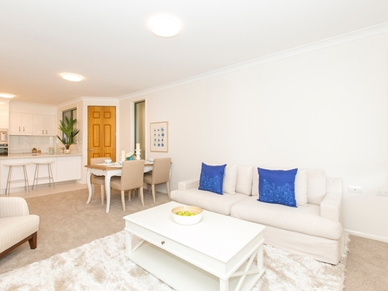 An exceptional two bedroom apartment in a handy central location