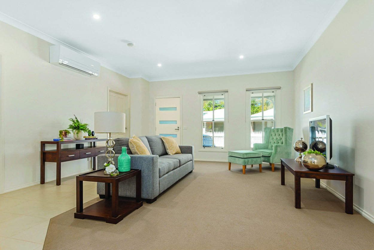 McAuley - a country charm   1  Bridge Street - Trentham 3458 Retirement Property for Sale