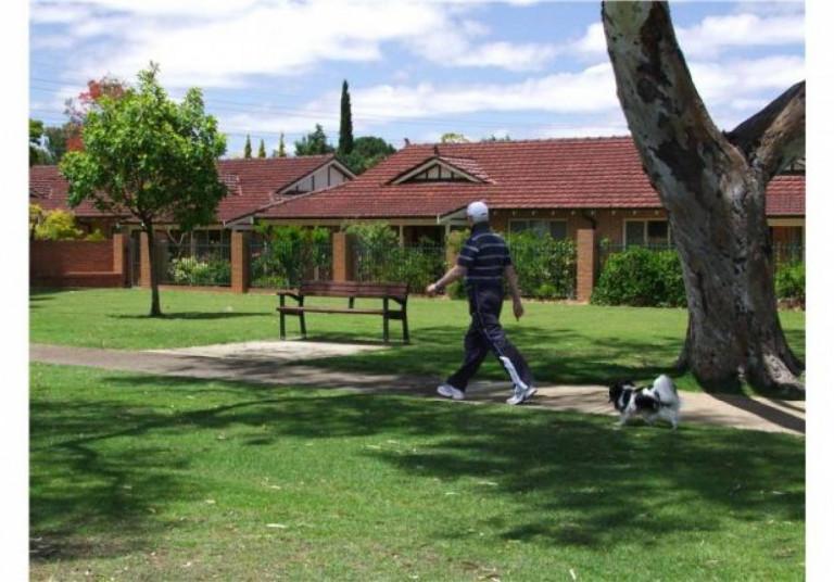 Bethanie on the Park  Retirement Village