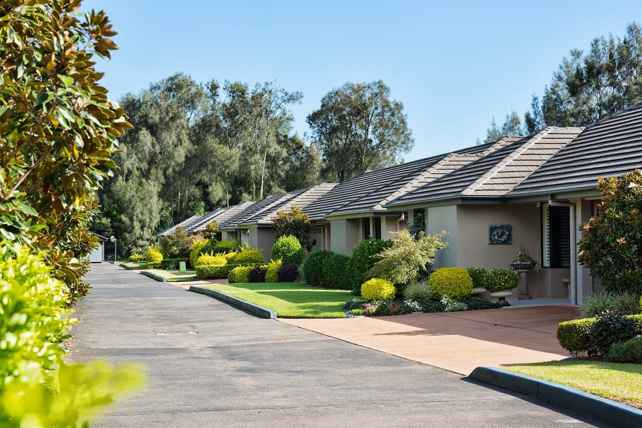 Resort style retirement living 79 Avoca Drive - Kincumber 2251 Retirement Property for Sale