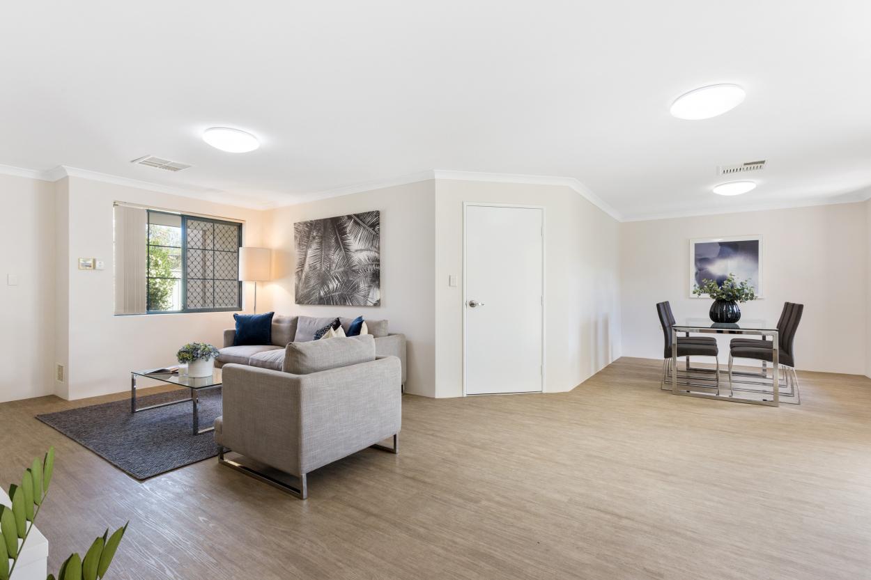 Swan Care - Spacious Villas   Le Breton Way - Bentley 6102 Retirement Property for Sale