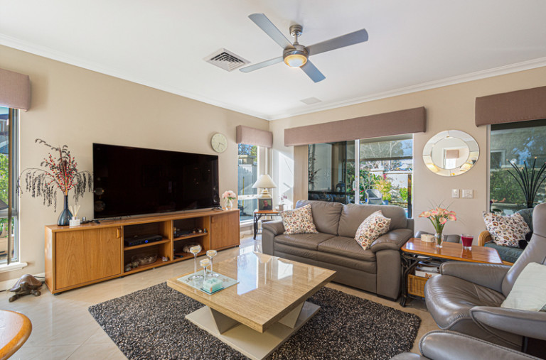 """Prepare to be wowed by this stunning two-bedroom plus study """"one-off"""" design"""