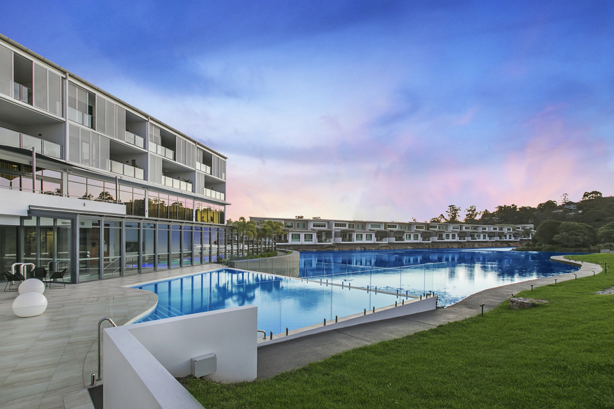 Exclusive Lakeside Living in the Heart of Brisbane 682  Rode Road - Chermside West 4032 Retirement Property for Sale
