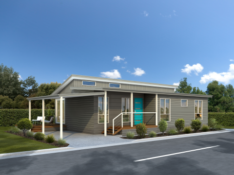 Suncoast's Wave Runner - 3 bedrooms, ensuite and island kitchen with generous wrap around deck!