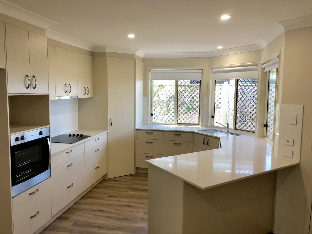 Spacious three bedroom homes 58 Nissen Street - Hervey Bay 4655 Retirement Property for Sale