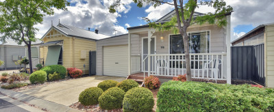 Lifestyle Seasons - Wimmera 2 Bedroom Home