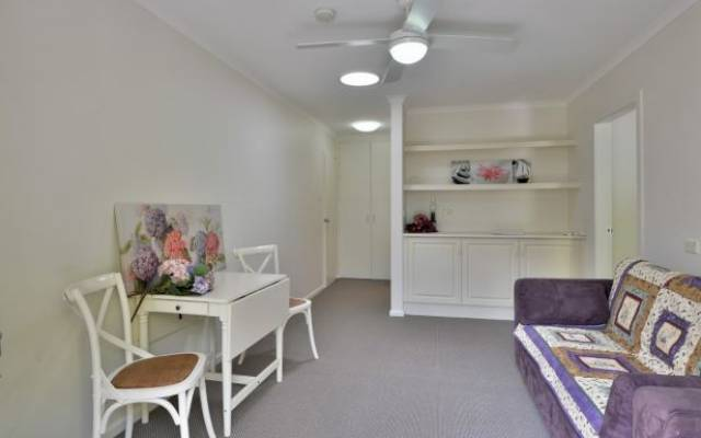 Woodlands: Assisted Living/Low Care. Sit back and let us take care of the chores in this luxury Suite….