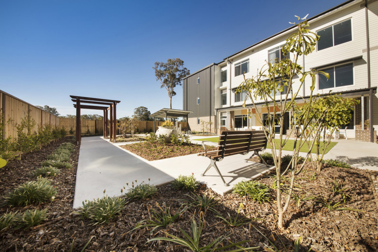 Premier aged care living on the Gold Coast at Carinity Cedarbrook