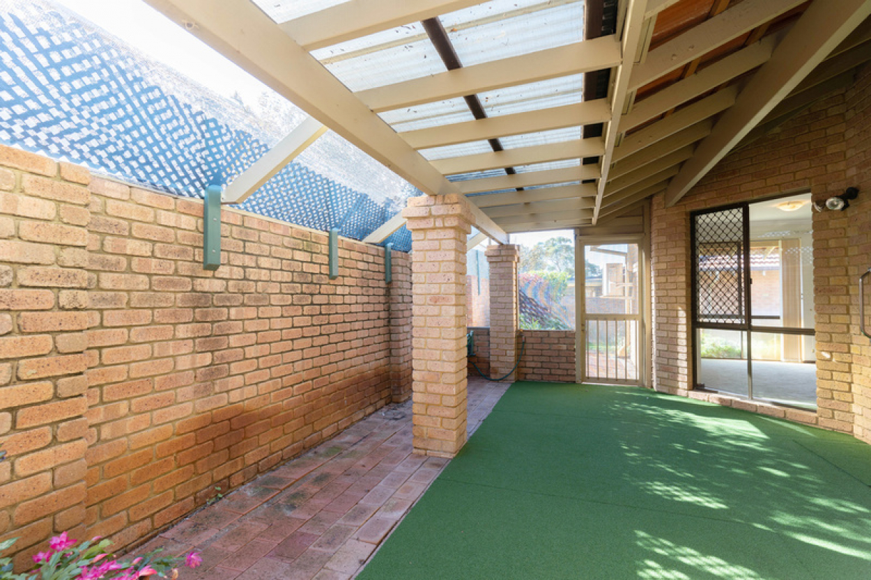 Great price for this delightful freestanding villa