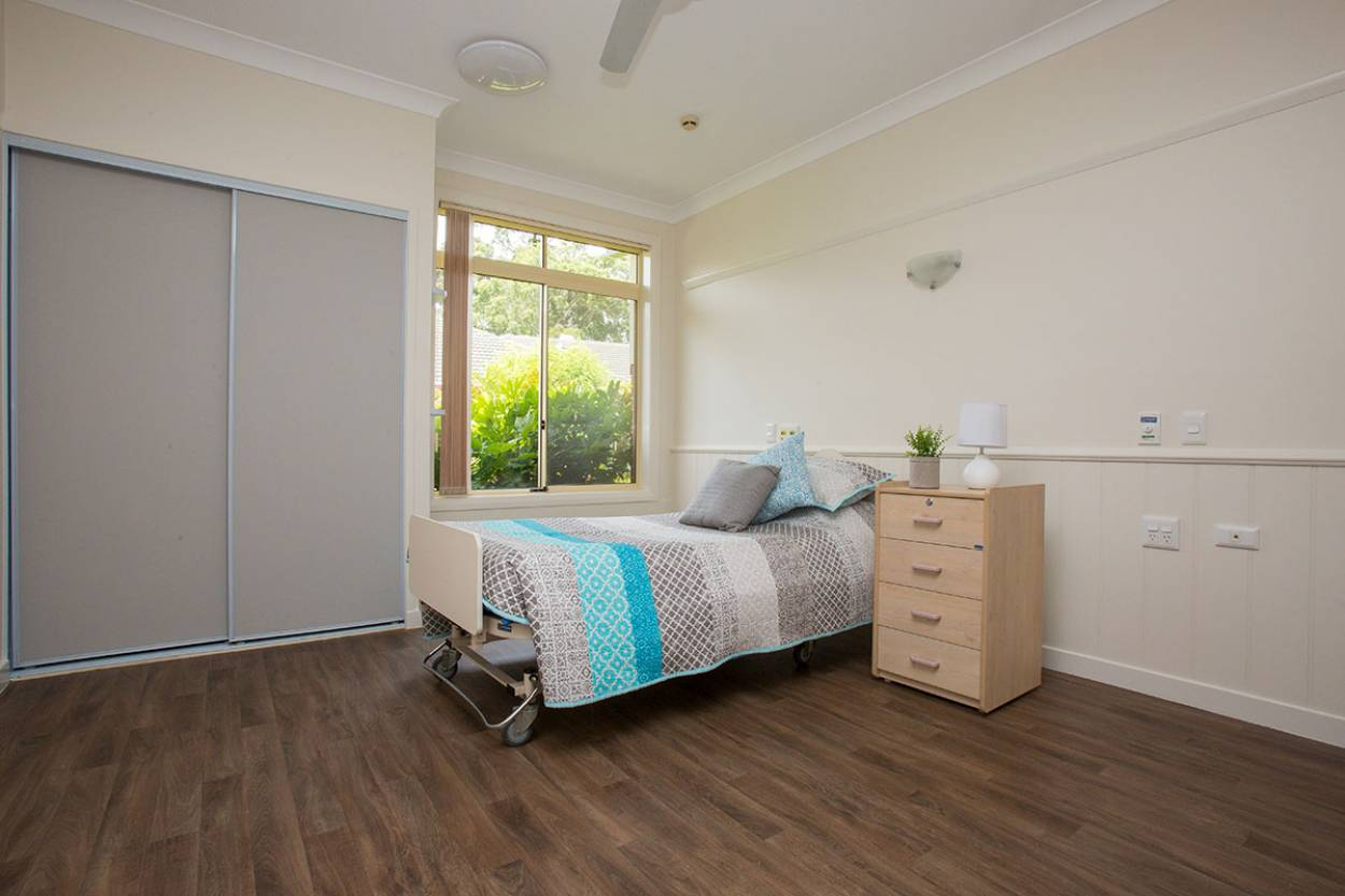 IRT St Georges Basin Aged Care Centre