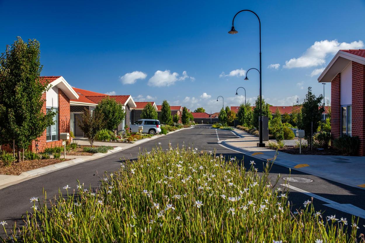 Windsor Park  120-130 Townsend Road - St Albans Park 3219 Retirement Property for Sale